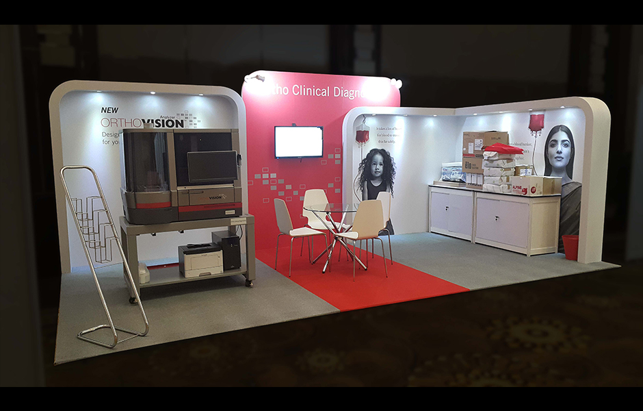 Booth & Event – 1
